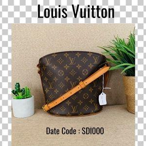 Louis Vuitton Crossbody bag drouot shoulder bag